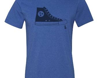 Tennessee Tri-Star Converse Shirt