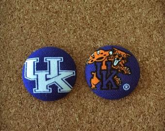 University of Kentucky - Button Badge Reel