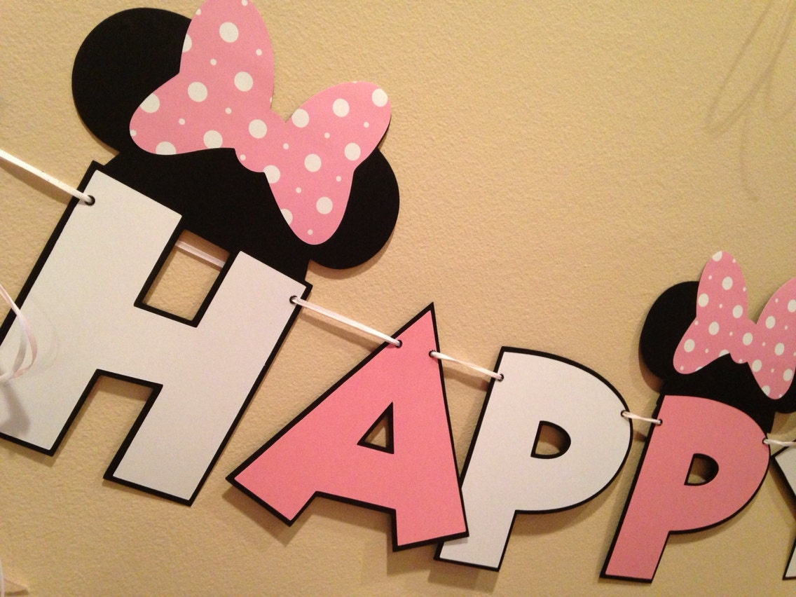 Beautiful Minnie Mouse Wall Art Pictures Inspiration - The Wall Art ...
