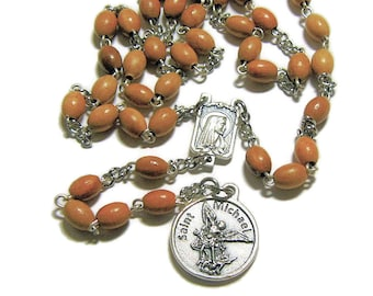 St Michael Chaplet, Police Officers, Catholic Chaplet, Rosary Chaplet, Patron St of Police, Protection
