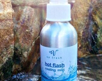 Hot Flash Spray Hormonal, Night Sweats, Emotional Help, HRT Cream, PMS Relief, Hot Flash, Menopause Relief