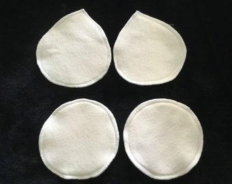 Organic nursing, warming pads