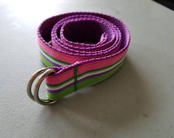 Girls belt