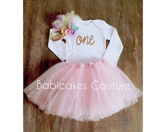 1st Birthday Outfit, Unicorn 1st Birthday Outfit, Unicorn Cake Smash Outfit, Unicorn Headband, Unicorn Birthday Girl, Unicorn Tutu Outfit
