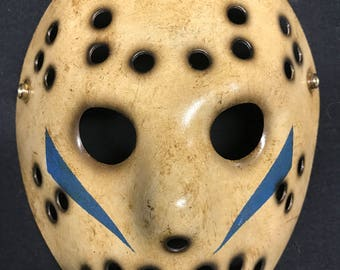 5 - Jason Voorhees Friday the 13th Part 5 - A New Beginning - Custom Mask Replica