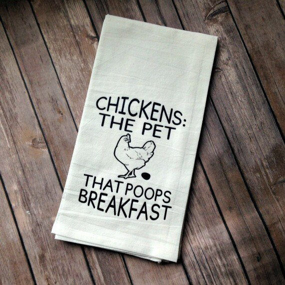 50 Farmhouse Style Gift Ideas From Etsy: Kitchen Decor Farmhouse Decor Gift For Her Chicken Kitchen