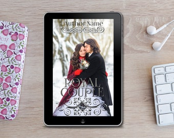 Premade eBook Cover -  Royal Couple