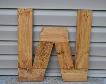 Large Letters For Your Wall | Big Wooden Letters | Large Wooden Letters | Wooden Wall Letters | Large Wood Letters | Large Alphabet Letters