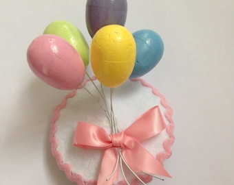 Bunch of Balloons Hairpiece
