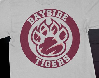 Saved By The Bell Bayside Tigers Sports T-Shirt