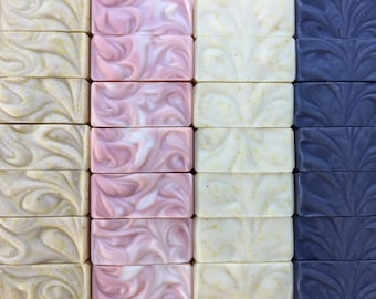 Handmade Soap Bars | Handcrafted Soap | Cold Process Soap | Handmade Soap | Soap Bar Selections