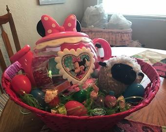 Girl's Easter Basket