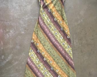 RAMPAGE - pattern maxi dress