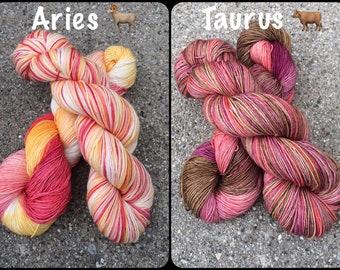 Zodiac Yarn- Sock/ 462yds