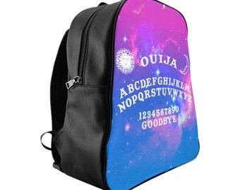 Pastel Goth Ouija School Backpack