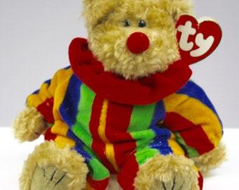 Piccidilly Bear Beanie Baby