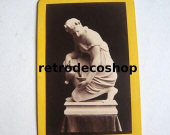 1870's original photo, Hebe, Pradier sculpture
