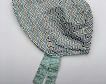 Reversible Toddler Bonnet