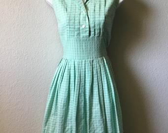1950s Louisa Alcott dress