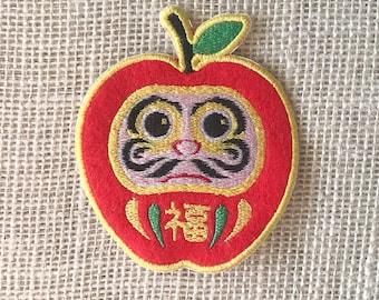 Fruits Daruma Patch - Daringo