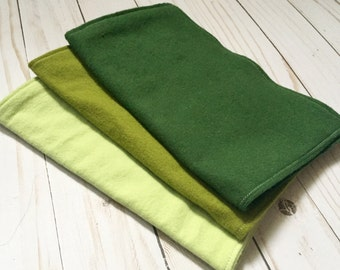 3 Swiffer cloths, swiffer duster, reusable swiffer pads, natural cleaning, swiffer dry mop, zero waste, mop cloths, sweeper, mop cover