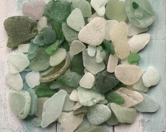 Craft Pack of Scottish Sea Glass CP 20.5.18.4