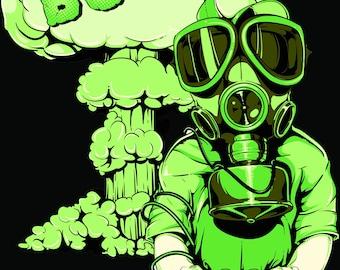 Boom explosive gamers Tee Shirt 082315