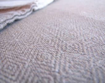 Linen Tablecloth / Taupe