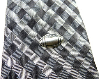 Football Tie Tack- Football Pin- Football Gifts- Gifts For Men