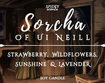 Sorcha Soy Candle