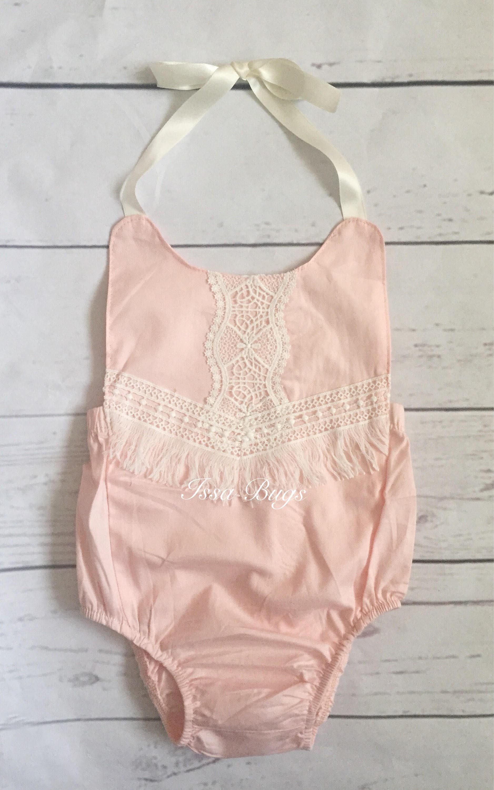 Baby girl outfit baby girl clothes baby romper pink bubble romper