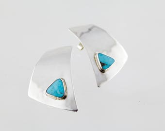 Earring - Turquoise No.1