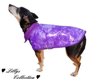 Rain coat (fleece lined)