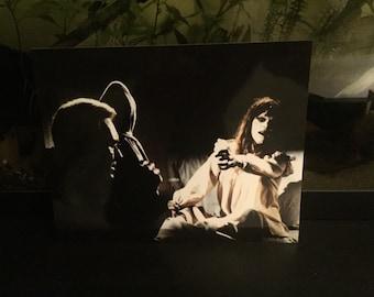 Exorcist film promotional photo