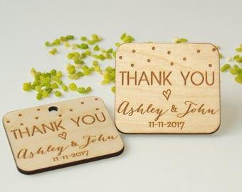 Wood tags, Wedding tags, Wedding favor, Wedding favor tags, Gift tags, Wedding favor rustic, Gift tags, Wedding tags, Custom tag, Wooden tag