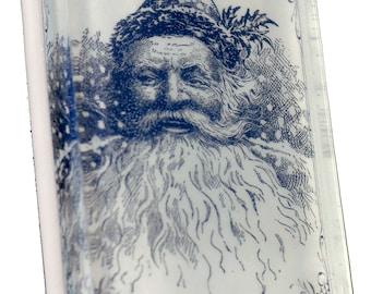 Vintage St. Nicholas/ Santa Claus 4 oz. bath bar