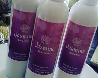 Jasmine Body Lotion