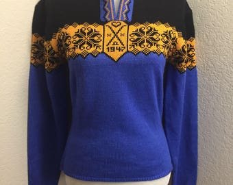 Obermeyer Womens Retro Ski Sweater