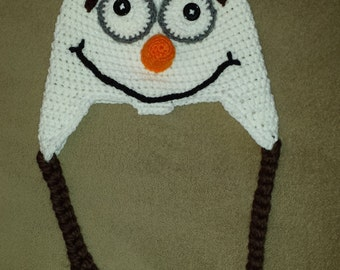 Olaf Hat from Frozen