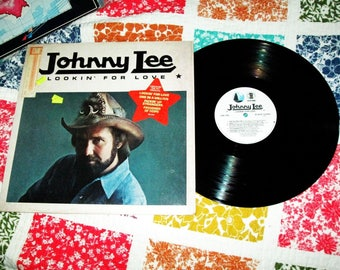 Johnny Lee Lookin For Love record 1980 Asylum