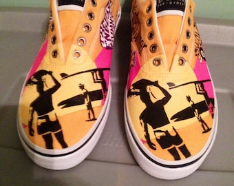 Surfing Endless Summer Shoes