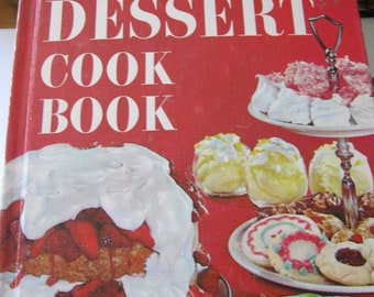 Better Homes & Garden Cookbooks -2  Desserts, Vegetables