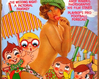 PLAYBOY August 1974 Near mint FREE SHIPPING