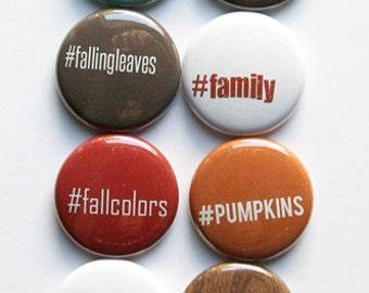Hashtag Fall Flair