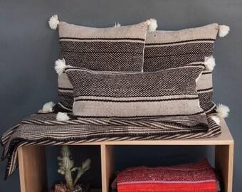 Threads Bolster Pillow