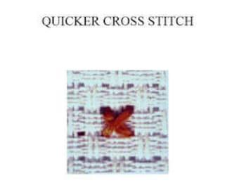 Quicker Cross Stitch