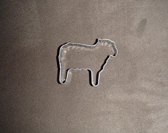 Scandinavian Swedish Easter Sheep Lamb Cookie Cutter #939351