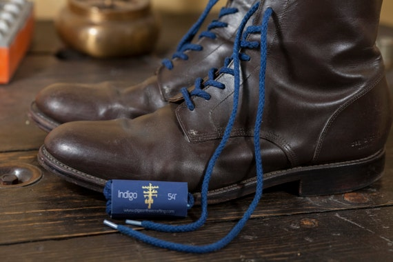 danner shoes strings out of ribbon