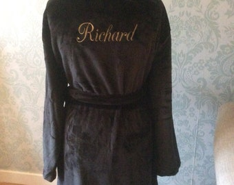 Mens Supersoft Dressing Gowns