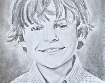 commission portrait sketch pencil portrait pencil drawings from photographs commission drawing portrait